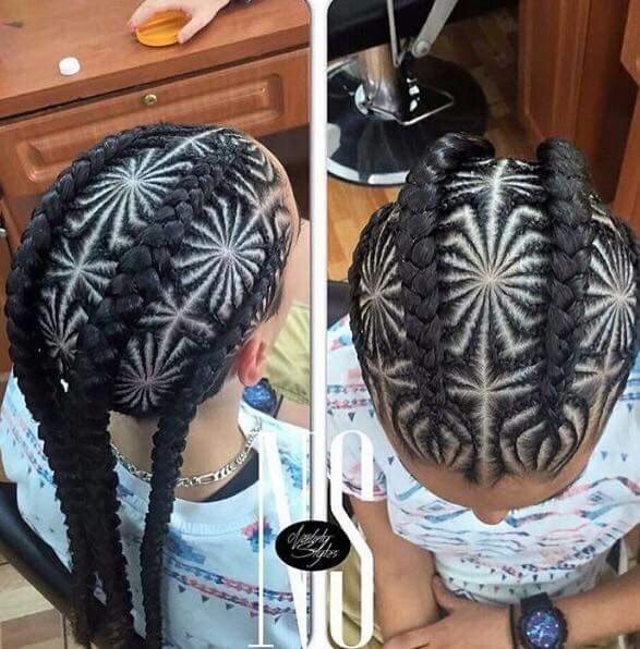 The Most Different Hair Braiding Models You Can Ever See