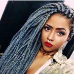 This Year's Most Popular Box Braid Colors