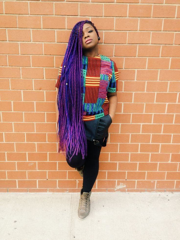 Important Reasons To Try Purple Hair Coloring