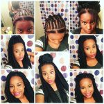 Look Different Every Day Using Your Braids