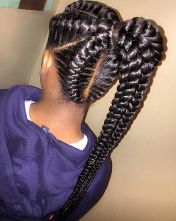 braids come in many shapes and sizes. they are beautiful arent they check out various braid hairstyles.
