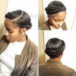 Braid Model For Women Who Love Classical Style