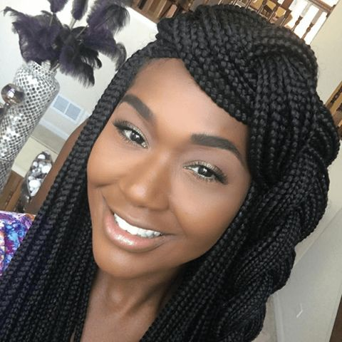 How To Make Hair Braidings Look Shiny