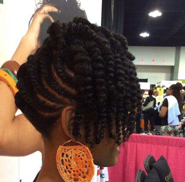 Natural Hairstyle For Black Women