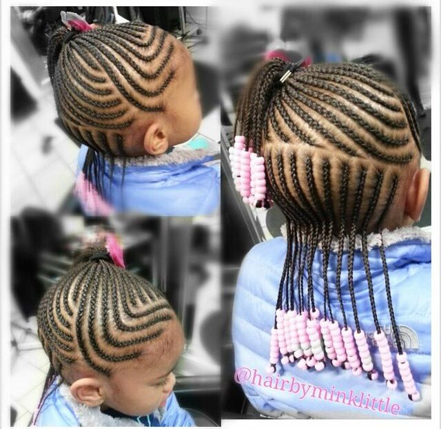 The Hair Braiding Trends Of The Kids Fashion