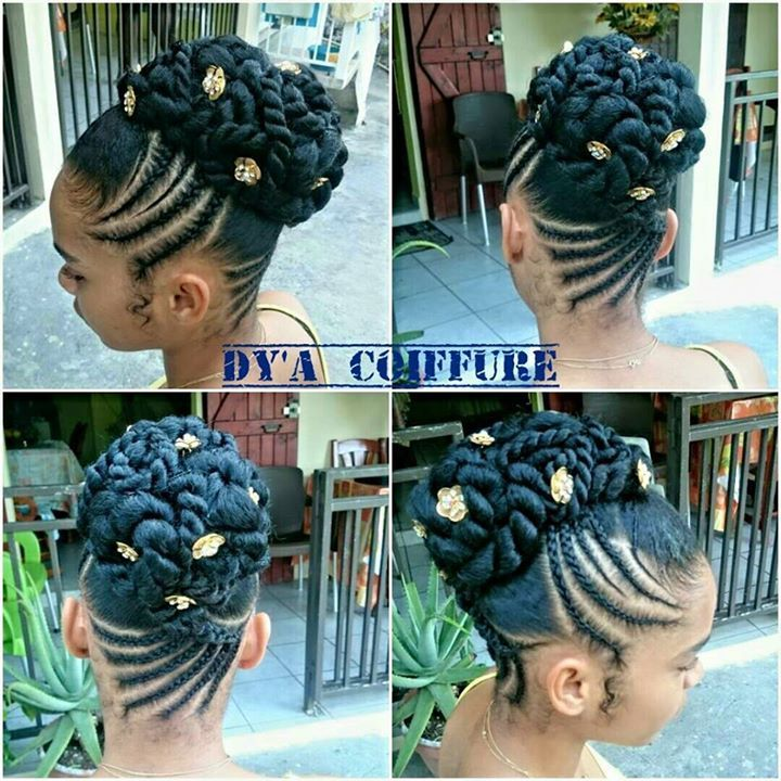 Perfect Hair Braids For School Year-End Ball