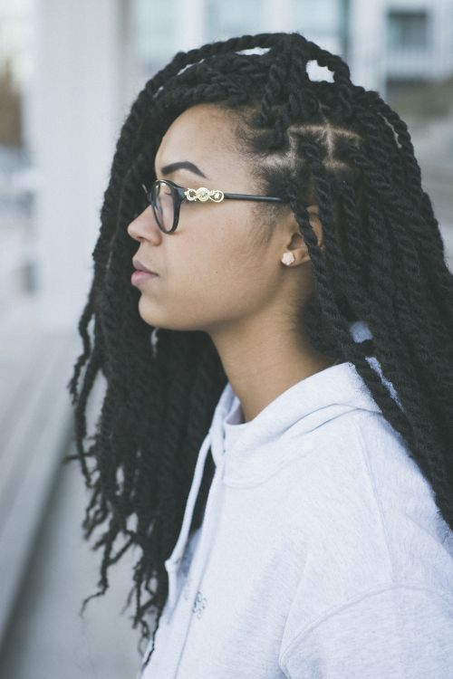 Funny Situations That Only Black Haired Women Know