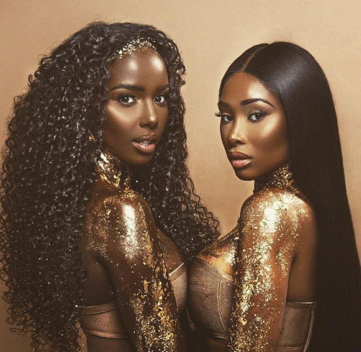 Hair Models Proving The Attractiveness Of Black Hair