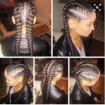 Have A Cool Look With Boxer Hair Braids