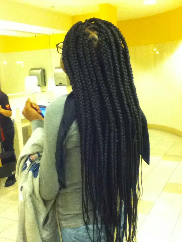 poetic justice braids by mykel
