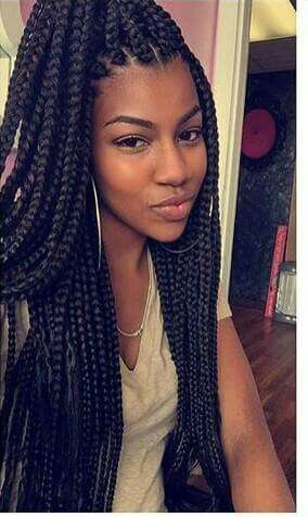 Haven't You Tried Box Braids Yet?