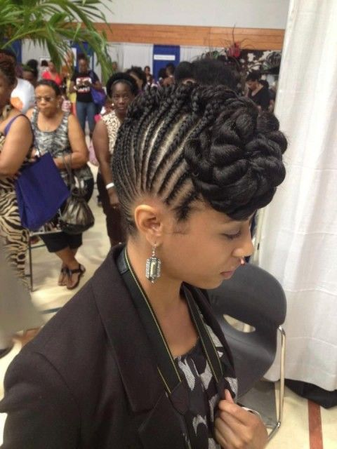These Creative Hair Braidings Will Fascinate You