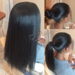 3 Daily Hair Styles For Straight Hair