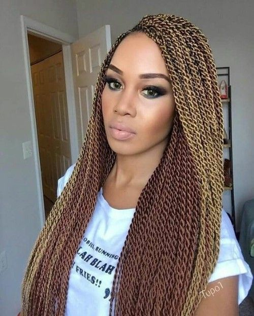 50 mperial Senegalese Twist Hairstyles of New Era
