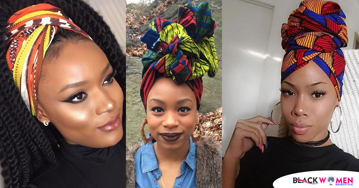 80+ Bandana Style Trends For Hair Braids