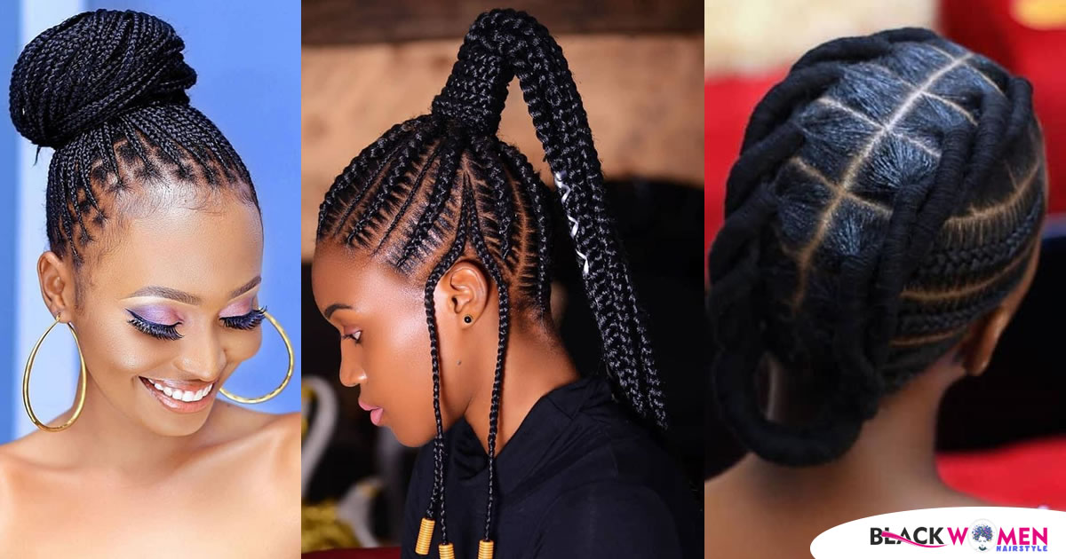 Choose Box Braids If You Want To Look Fresh Every Day
