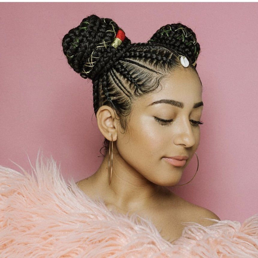 Protective Styles 101 Must See Feed In Braids 1
