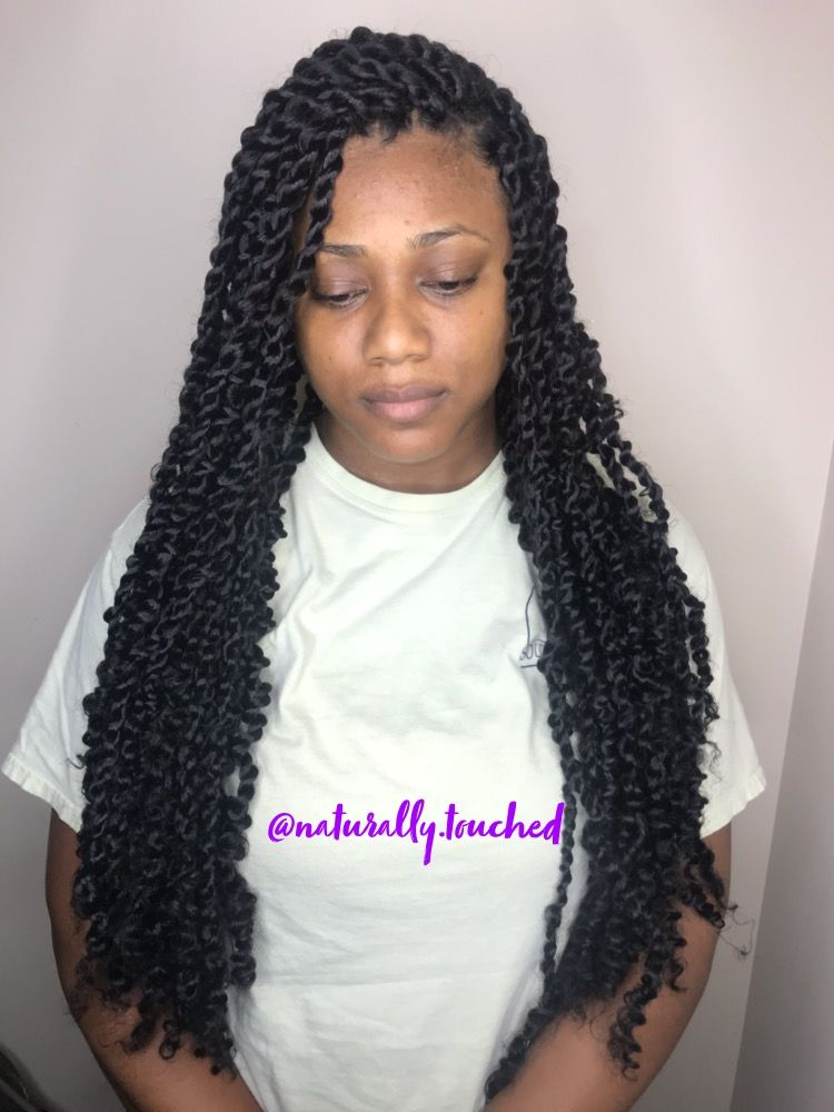 Thicker Box Braids For Thick Hair Lovers
