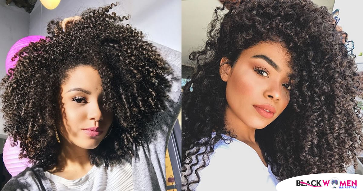 Top 100 natural hairstyle ideas for black women in 2020