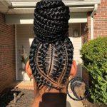 150+ popular box braid hairstyles for black women in 2019