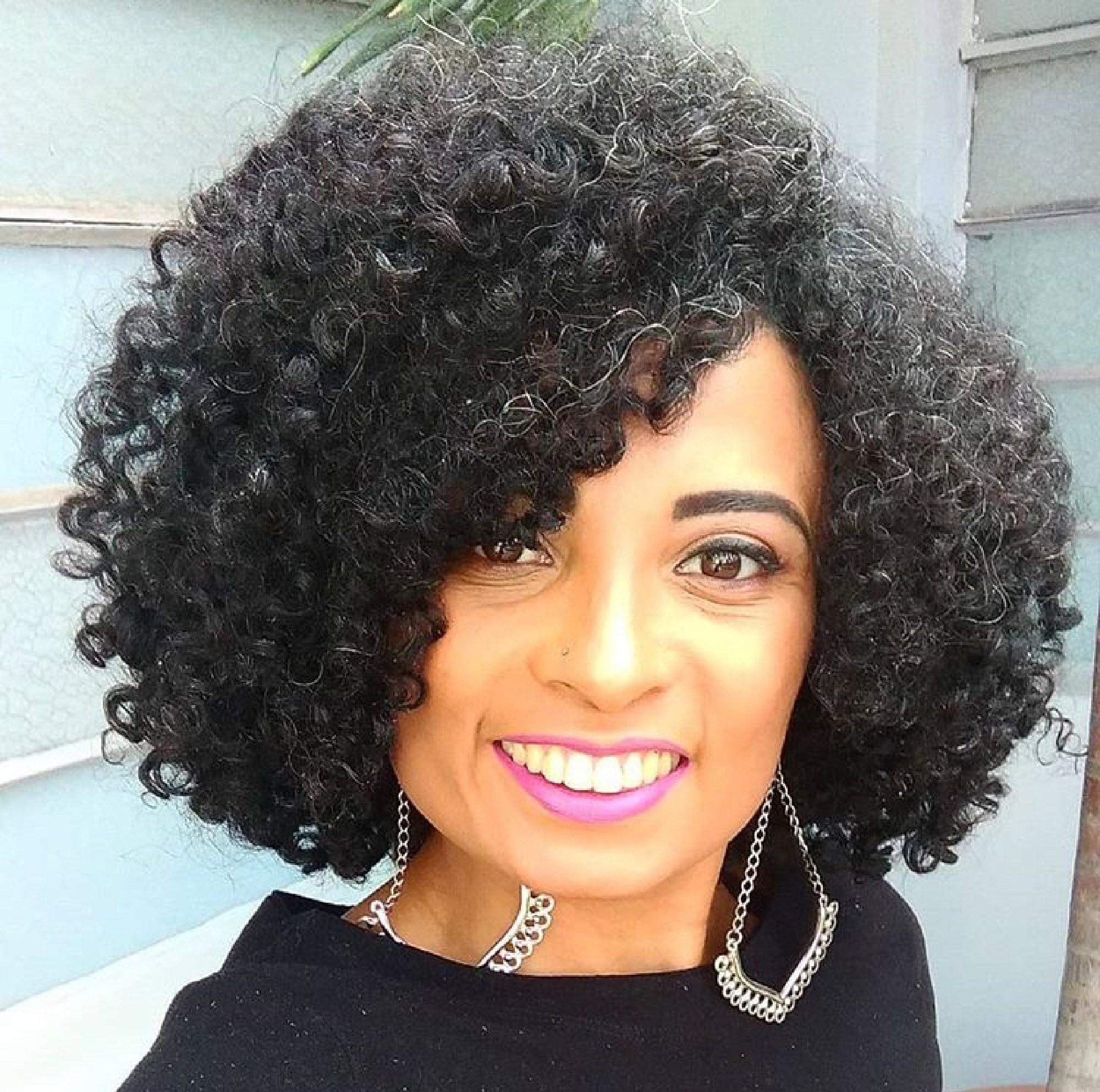 cabelo crespo grisalho 1