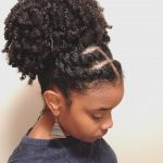 40+ new updo design for black hair in 2020