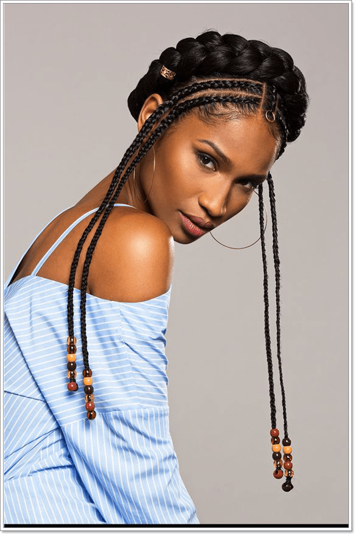 101 Chic and Trendy Tribal Braids for Your Inner Goddess