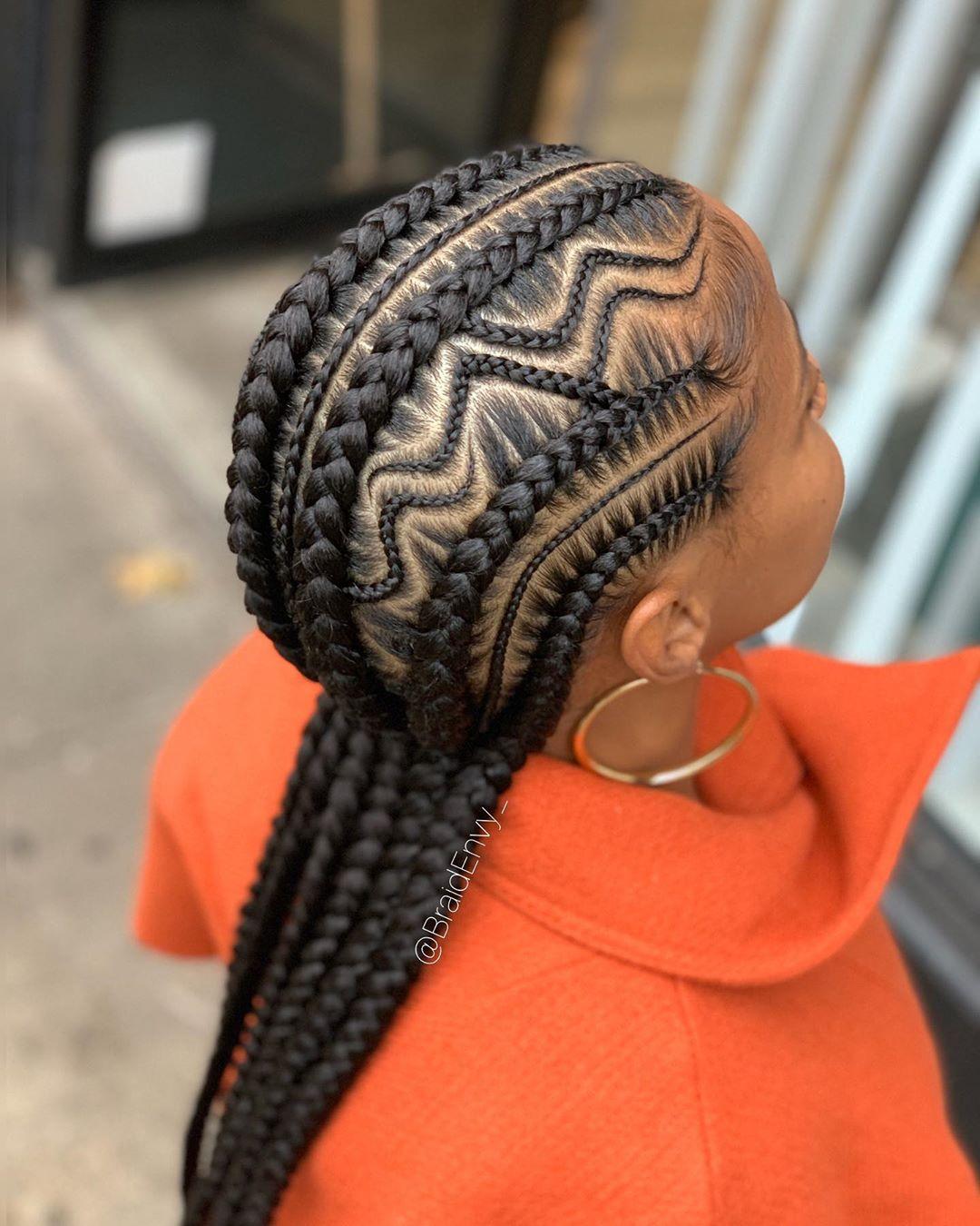 latest braids hairstyles 12