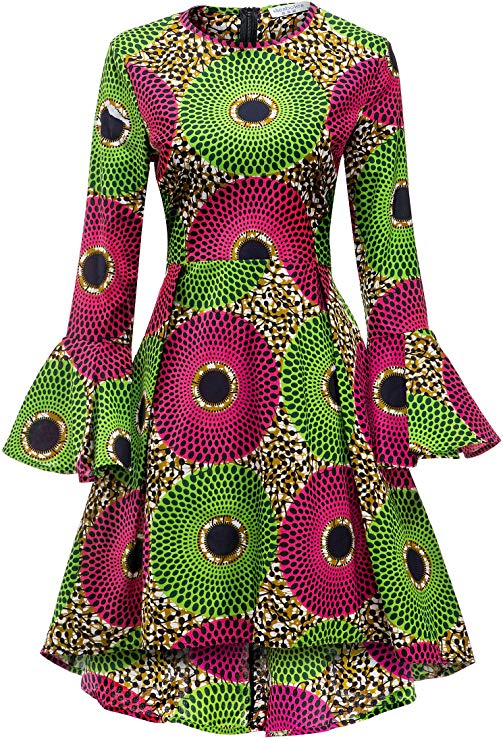 1582541486 402 Top 20 Stylish African Print Dresses Latest Styles For The Beautiful Ladies