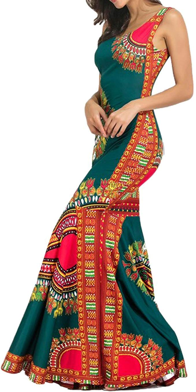 1582541486 773 Top 20 Stylish African Print Dresses Latest Styles For The Beautiful Ladies