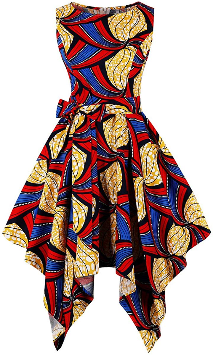 1582541486 892 Top 20 Stylish African Print Dresses Latest Styles For The Beautiful Ladies