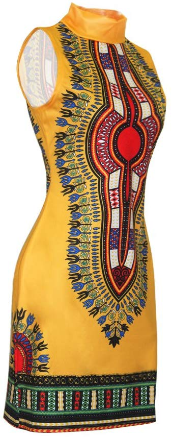 1582541487 947 Top 20 Stylish African Print Dresses Latest Styles For The Beautiful Ladies