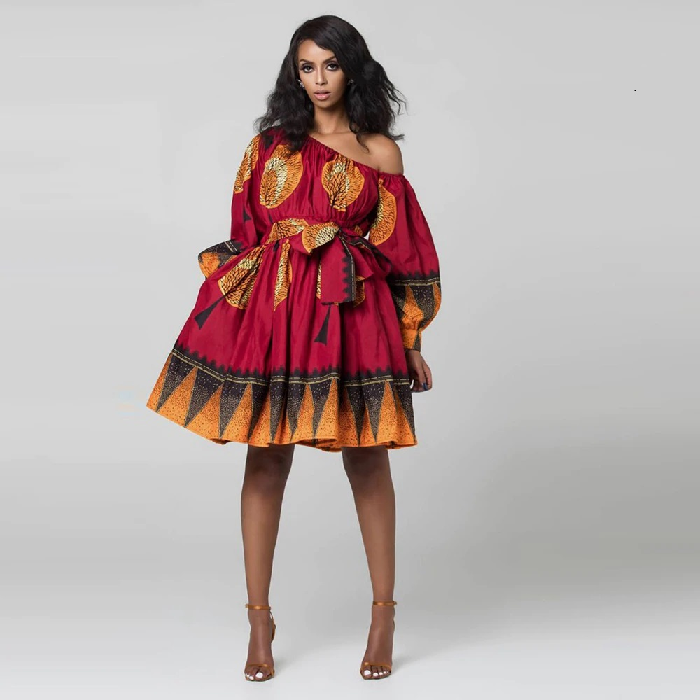 1582541489 637 Top 20 Stylish African Print Dresses Latest Styles For The Beautiful Ladies