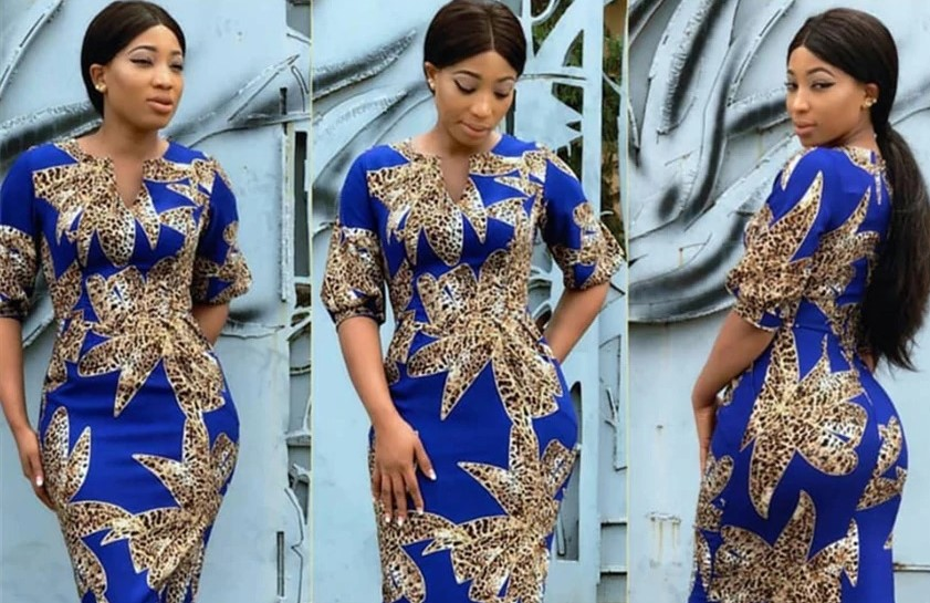 1582541489 714 Top 20 Stylish African Print Dresses Latest Styles For The Beautiful Ladies