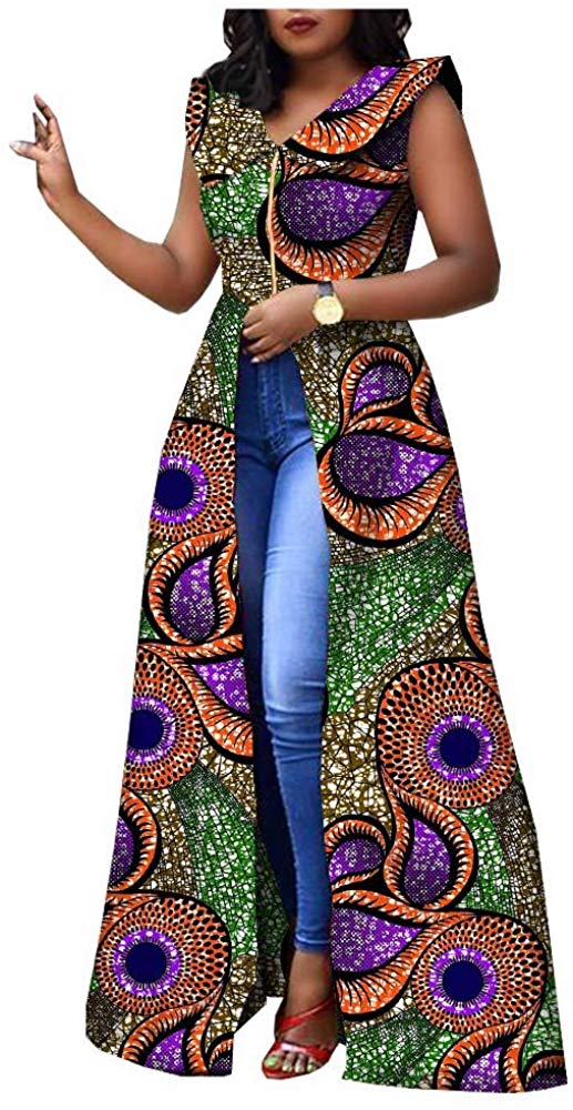 1582541489 941 Top 20 Stylish African Print Dresses Latest Styles For The Beautiful Ladies