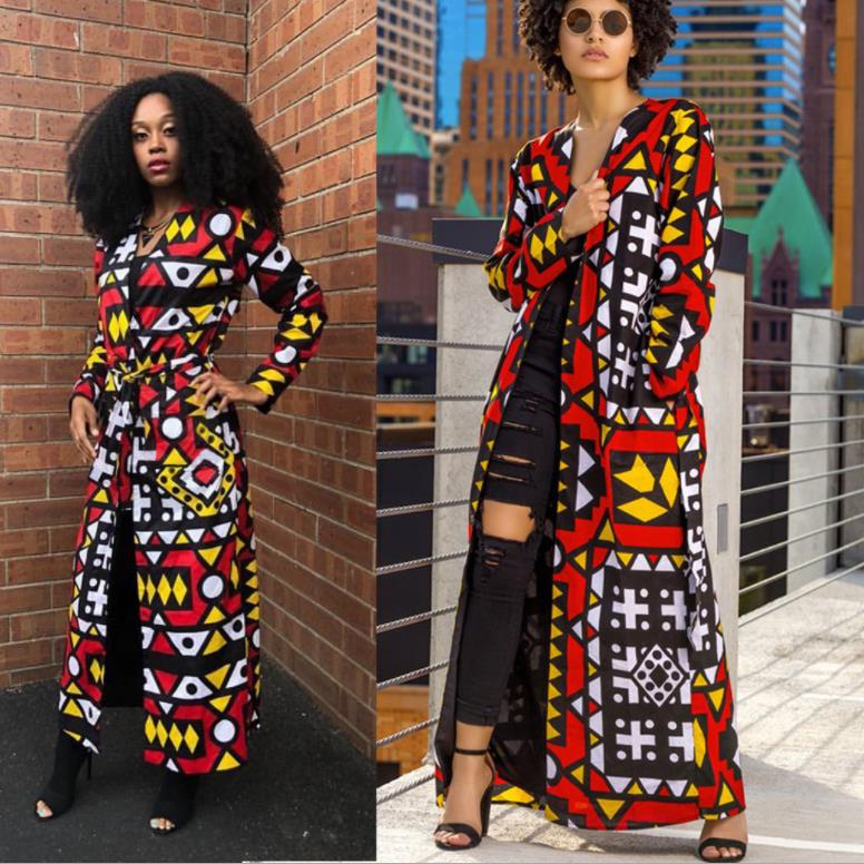 1582541490 138 Top 20 Stylish African Print Dresses Latest Styles For The Beautiful Ladies