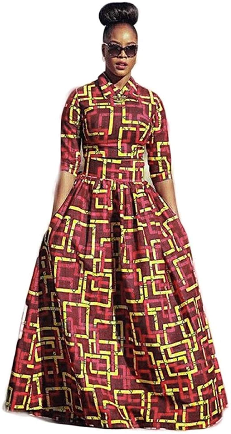1582541490 642 Top 20 Stylish African Print Dresses Latest Styles For The Beautiful Ladies
