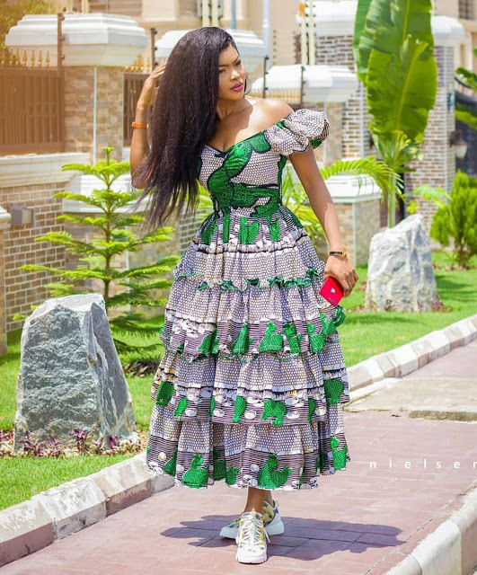 1582541978 755 30 Latest African Casual Dresses Best Fashion Inspiration to Look Awesome