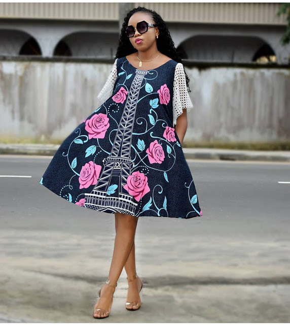 1582541979 117 30 Latest African Casual Dresses Best Fashion Inspiration to Look Awesome