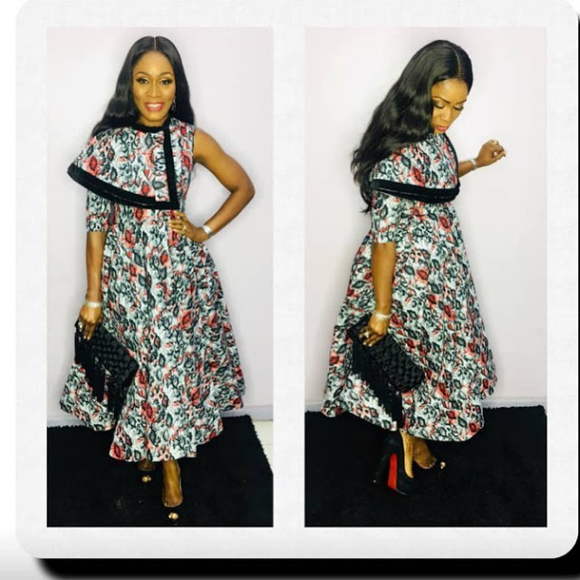 1582541979 448 30 Latest African Casual Dresses Best Fashion Inspiration to Look Awesome