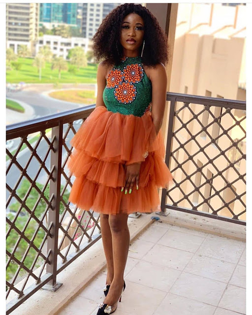 1582541979 738 30 Latest African Casual Dresses Best Fashion Inspiration to Look Awesome