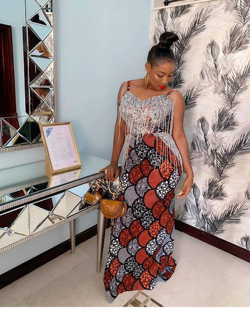 1582541980 854 30 Latest African Casual Dresses Best Fashion Inspiration to Look Awesome