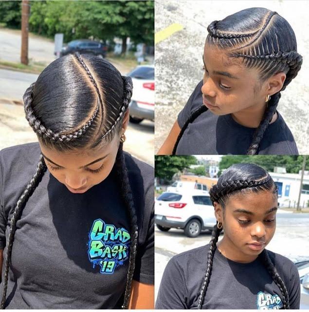 1582542554 392 Super Cute Braided Hairstyles Simply Amazing Hair Ideas For 2020