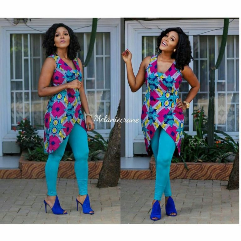 1582543084 750 Best Ankara Tops On Jeans For Stars