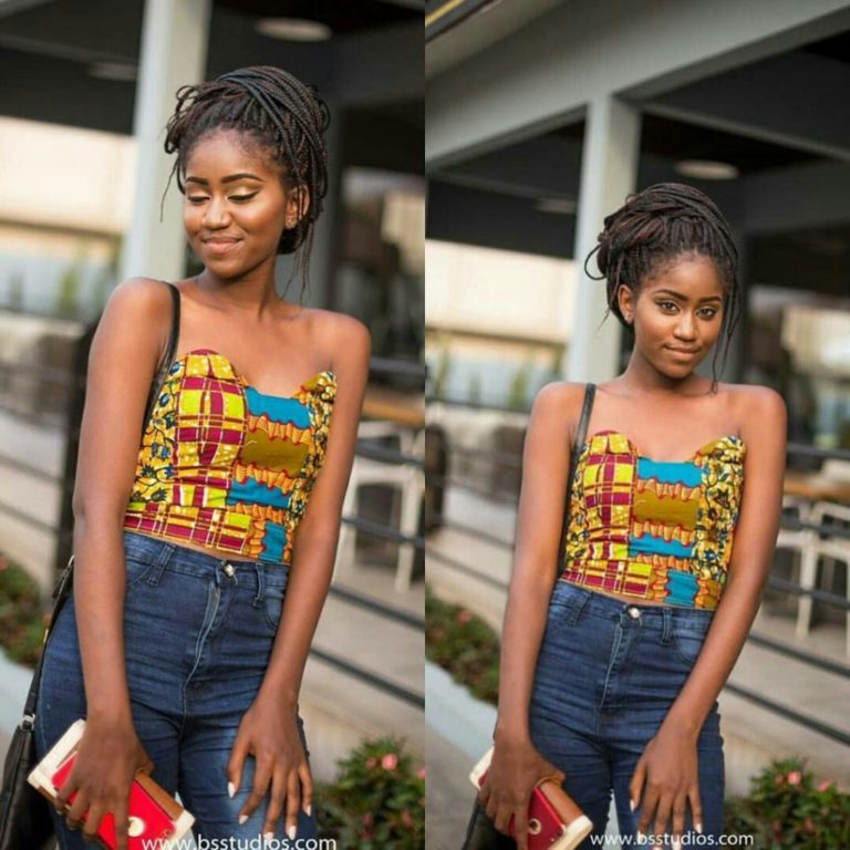 1582543085 604 Best Ankara Tops On Jeans For Stars