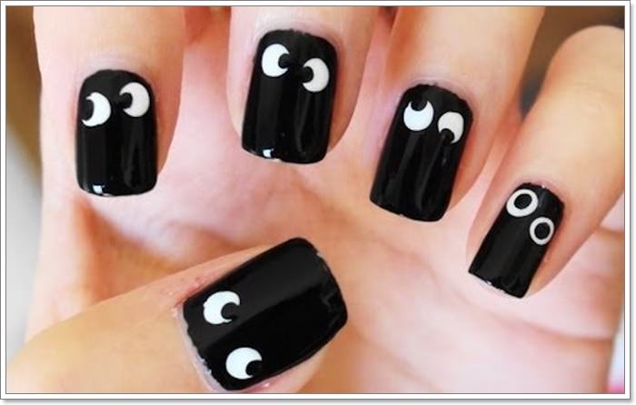 1582543782 469 105 Glitzy Halloween Nails to Rock Your Party Looks