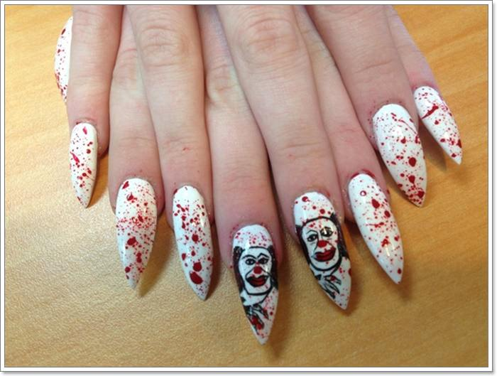 1582543785 251 105 Glitzy Halloween Nails to Rock Your Party Looks