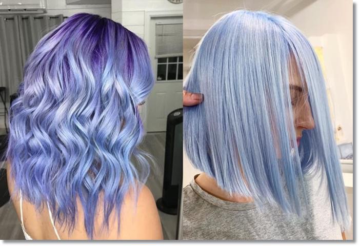 1582543965 798 80 Lavender Hair Your Inner Goddess Will Absolutely Love