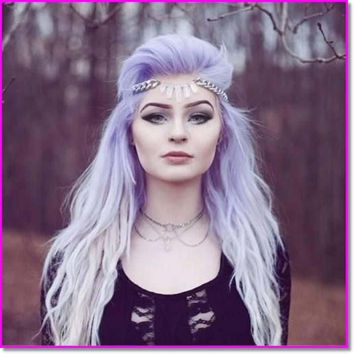 1582543966 271 80 Lavender Hair Your Inner Goddess Will Absolutely Love