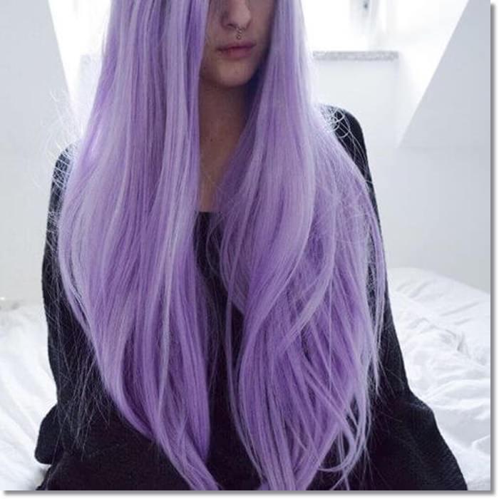 1582543966 359 80 Lavender Hair Your Inner Goddess Will Absolutely Love